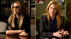 Stephanie March & Diane Neal, Law & Order: SVU
