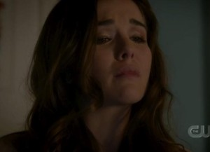 Juliet cries