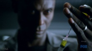 Broyles and the syringe