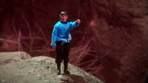 big bang theory toy spock