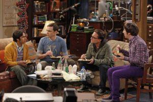 big bang theory group shot