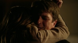 Reunion hug