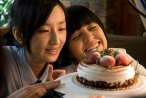 mmm, more cake