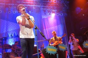 Darren Criss, Listen Up Tour - HOB Anaheim, 31st May, 2013