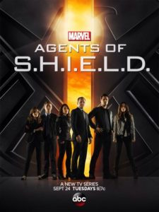 Agents of SHIELD official poster