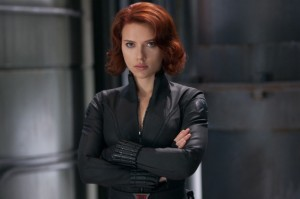The Avengers--Black Widow