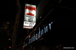 Mad Moon Riot @ The Troubador - 17th February, 2014