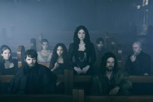 Salem - Main cast