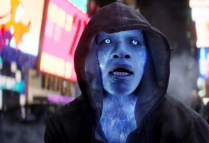 The Amazing Spider-Man 2--Electro in Times Square