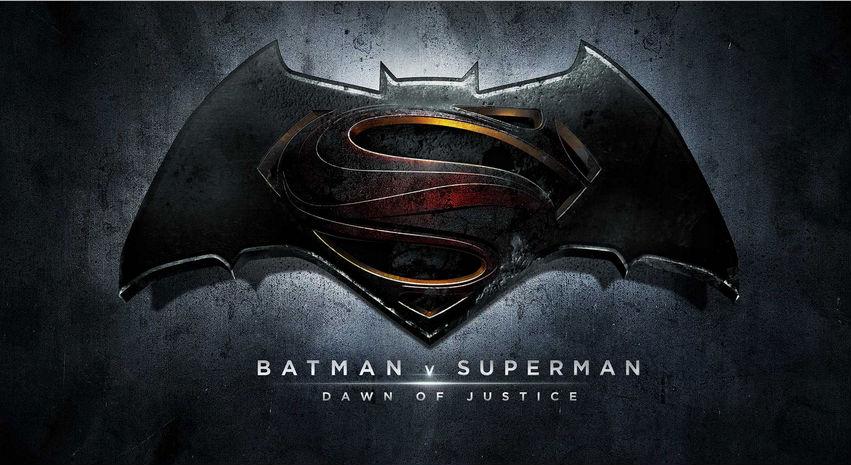Batman v. Superman Logo