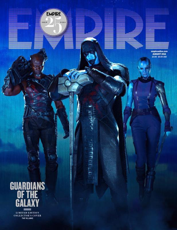 guardians-of-the-galaxy--empire magazine villain cover