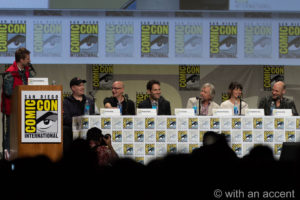SDCC 2014 - Cast & Creators of Ant-Man