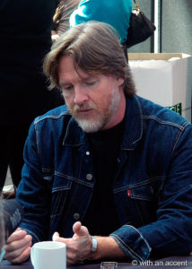 "From ""Sons of Anarchy"" to ""Gotham"" - Donal Logue moves seamlessly through mediums and characters."
