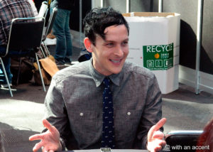 Robin Lord Taylor's Penguin is a riveting creation, stealing scenes he's not even in.