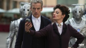 The Doctor and Missy