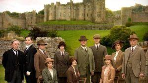 Downton Abbey S05E09 Cast