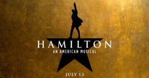 Glee and Looking star Jon Groff to rejoin Hamilton on Broadway on July 13th.