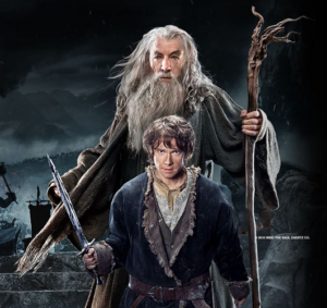 The Hobbit BOTFA EE