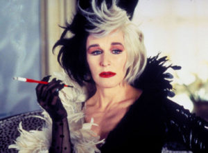 Cruella De Vil Glenn Close