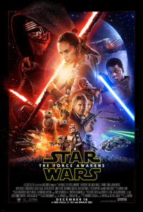 Star Wars The Force Awakens POSTER