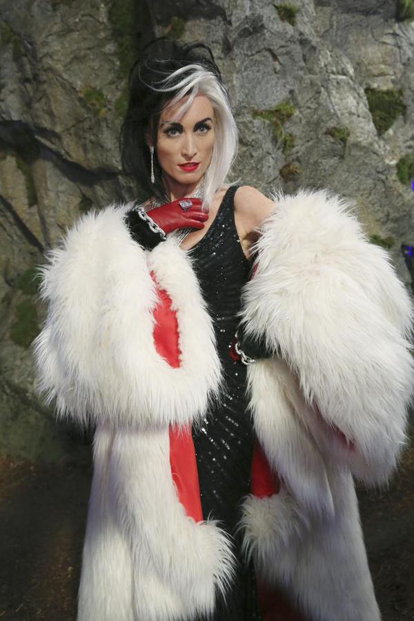 Cruella De Vil will return to Once Upon a Time