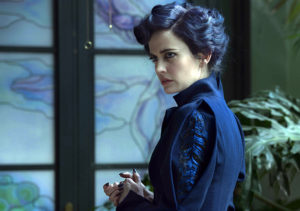 Miss Peregrine's Home for Peculiar Children Eva Green 1