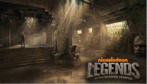 Legends of the Hidden Temple movie
