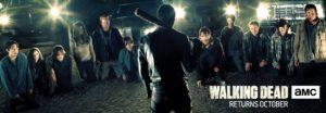 The Walking Dead Season 7 promo
