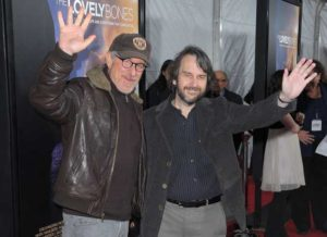 Steven Spielberg Peter Jackson
