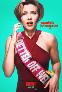 Scarlett Johansson in 'Rough Night'