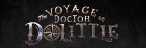 The Voyage of Doctor Dolittle title