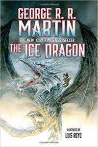 The Ice Dragon GRRM