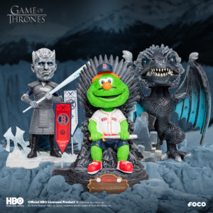 Game of Thrones MLB bobbleheads