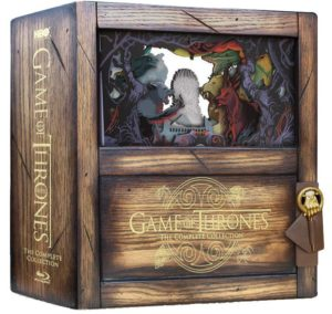 Game of Thrones boxed set collectible