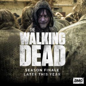 The Walking Dead finale delayed