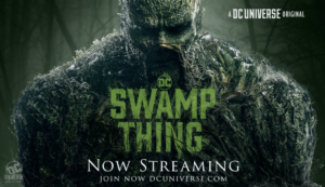 DC Swamp Thing