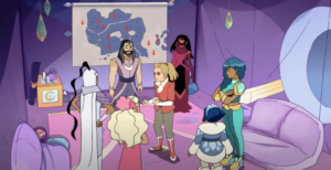She-ra and the Princesses of Power S5 trailer